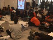 حوادث عنصرية تستهدف الأقليات العرقية فى جامعة بنيويورك