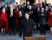 الحكومة الكندية الجديدة تؤدى اليمين الدستورية برئاسة جوستين ترودو