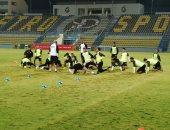 صور.. منتخب مصر الأولمبي يختتم تدريباته استعداداً لمواجهة كوت ديفوار