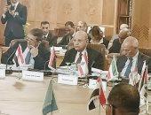حسام عبد الرحيم بافتتاح دورة مجلس وزراء العدل العرب يثمن جهود توحيد التشريعات