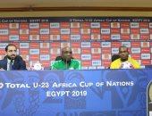 لاعب جنوب أفريقيا: أشكر المصريين.. ونتعافى من الثلاثية لتحقيق حلم طوكيو