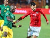 """أحمد بيكهام ينشر صوراً مع المنتخب الأولمبي ويعلق: """"يارب البطولة"""""""