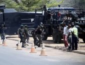 الأمن النيجيرى: اعتقال زعيم انفصالى هارب فى لندن وإعادته إلى البلاد