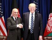 ترامب ونظيره الأفغانى يبحثان هاتفيا عملية السلام فى أفغانستان