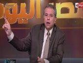 """عكاشة: جماعة """" إخوان الشيطان """" هدفها تدمير الوحدة العربية"""