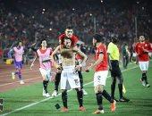 """منتخب مصر ينهي لعنة """"الأرض"""" في أمم أفريقيا تحت 23 سنة"""
