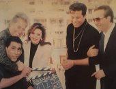 رانيا محمود ياسين تستعيد ذكريات أول تجربة سينمائية