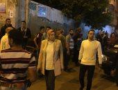 التصدى لـ6 حالات بناء مخالف وتحرير 65 مخالفة طريق بشرق الإسكندرية