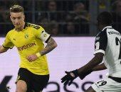 دورتموند يخطف تعادلا مثيرا من بادربورن فى الدوري الألماني.. فيديو