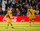 بوسكيتس يغيب عن قمة برشلونة ضد أتلتيكو مدريد للإيقاف