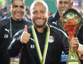 وائل رياض: وجود صلاح في أولمبياد طوكيو دفعة معنوية كبيرة للمنتخب
