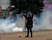 قادة الاحتجاجات فى كولومبيا يدعون لإضراب جديد غداً