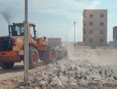 صور.. الإسكندرية والشرقية والقليوبية يشنون حملات لإزالة التعديات على أملاك الدولة