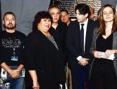 وزيرة الثقافة تحضر حفل تأبين الراحل هيثم أحمد زكى فى قصر السينما