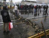 شاهد فى دقيقة.. اشتعال احتجاجات الوقود فى إيران.. القصة وأسبابها