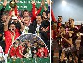 حصاد كأس أمم أفريقيا تحت 23 سنة.. منتخب مصر الأفضل فى كل شئ
