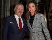 الملكة رانيا تتألق ببدلة كاروه لامعة فى نيويورك..شكل جديد للإطلالات الرسمية