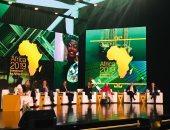 رئيس المجلس الأفريقى يشيد بدور الرئيس فى إنشاء منتدى الاستثمار