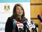 وزيرة التضامن: تسكين 18 ألف أسرة من ساكنى العشوائيات بمحافظة القاهرة