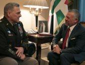 الملك عبد الله يعرب عن تقدير الأردن لدعم الولايات المتحدة