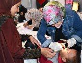 علاج 287 طفلا بقافلة استثنائية لجامعة القناة بعزبة الصفيح فى الإسماعيلية