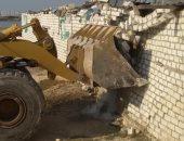 استرداد 38 ألف متر من أراضى الدولة بوسط الإسكندرية
