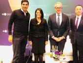 """وزيرة السياحة: مبادرات """"المدن الذكية"""" يخلق فرصة كبيرة لتحقيق النمو الاقتصادى"""