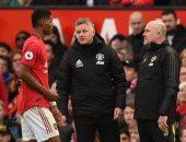 سولشاير يؤكد جاهزية راشفورد وبوجبا لقمة توتنهام ضد مانشستر يونايتد