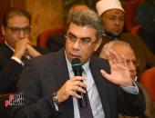 ياسر رزق: الرئيس يدرك أهمية الحوار العام.. وصدر مصر لا يضيق على الإطلاق