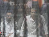 """الحكم على 32 متهما بـ""""خلية ميكروباص حلوان"""" المتورطة فى قتل 7 رجال شرطة.. اليوم"""