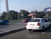 فيديو.. تعرف على حالة المرور بكوبرى أكتوبر من ميدان عبد المنعم رياض حتى الدقى