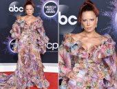 فستان هالزى من مارك جاكوبس سعره 5901 جنيه استرلينى .. صور