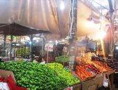 أسعار الخضروات اليوم بسوق العبور.. الطماطم تبدأ بـ1.75 جنيهاً