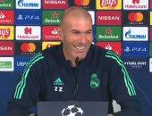 زيدان يكشف أسباب فوز ريال مدريد ضد إسبانيول في الدوري الاسباني