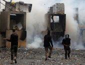 رويترز: مقتل محتج وإصابة 24 فى اشتباكات بين الشرطة والمحتجين فى بغداد