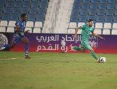 ملخص وأهداف مباراة الشرطة العراقى ضد نواذيبو الموريتاني فى البطولة العربية