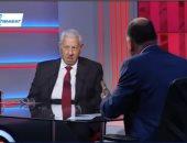 مكرم محمد أحمد: الإعلام دائمًا الضحية والمتهم الذي يتحمل كافة الأوزار