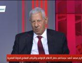 مكرم محمد أحمد: لا يمكن حل القضية الفلسطينية فى ظل حالة الانقسام الداخلى