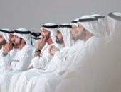 محمد بن راشد ينشر صور الاجتماعات السنوية لحكومة الإمارات على تويتر
