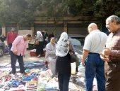 شكوى من انتشار الباعة الجائلين بشارع يوسف عباس فى مدينة نصر