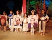 صور.. رئيس مدينة الأقصر يشهد احتفالية أعياد الطفولة بقصر ثقافة الأقصر