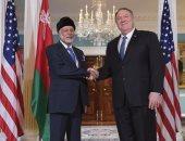 وزيرا خارجية عمان وأمريكا: الحل السياسى هو ضمان السلام فى اليمن