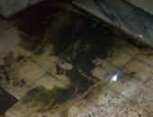 قارئ يشكو غرق المنازل بمياه المجارى فى كامب شيزار بالإسكندرية