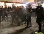 الشرطة تعتقل عشرات الأتراك الهاربين من الحجر الصحى للاشتباه فى إصابتهم بكورونا