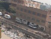 شكوى من انتشار القمامة بالطريق السياحى بالمنصورية