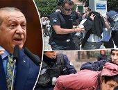 تركيا تحتفل بيوم المرأة العالمى باعتقال النساء مع أطفالهن
