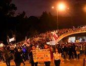 مسيرات حاشدة مناهضة للحكومة فى كولومبيا لليوم الخامس