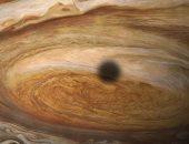 صورة مذهلة تكشف عن عاصفة جديدة على أكبر كوكب فى النظام الشمسى