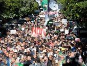 مظاهرات حاشدة فى العاصمة الجزائرية ترفض الانتخابات الرئاسية فى 12 ديسمبر