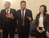 رئيس محكمة بالصين: النظام القضائى المصرى يتميز بالاستقلالية ويتشابه مع الصينى
